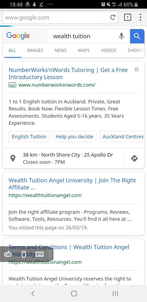 """wealthtuitionangel.com - WTA University"""